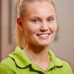 Julia Weidmann, Medizinische Fachangestellte